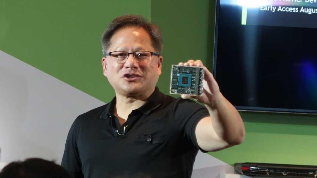Nächste GeForce-GPU Turing: Nvidia-Chef vertröstet Gamer, künftigt Xavier-Devkit an