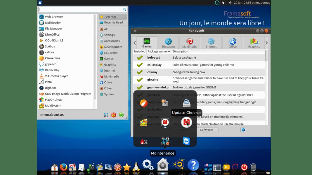 Emmabuntüs Debian Edition