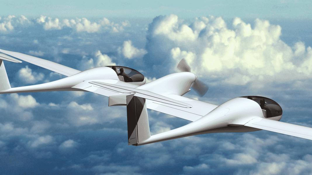 Erfolgreicher Erstflug von Brennstoffzellenflugzeug HY4