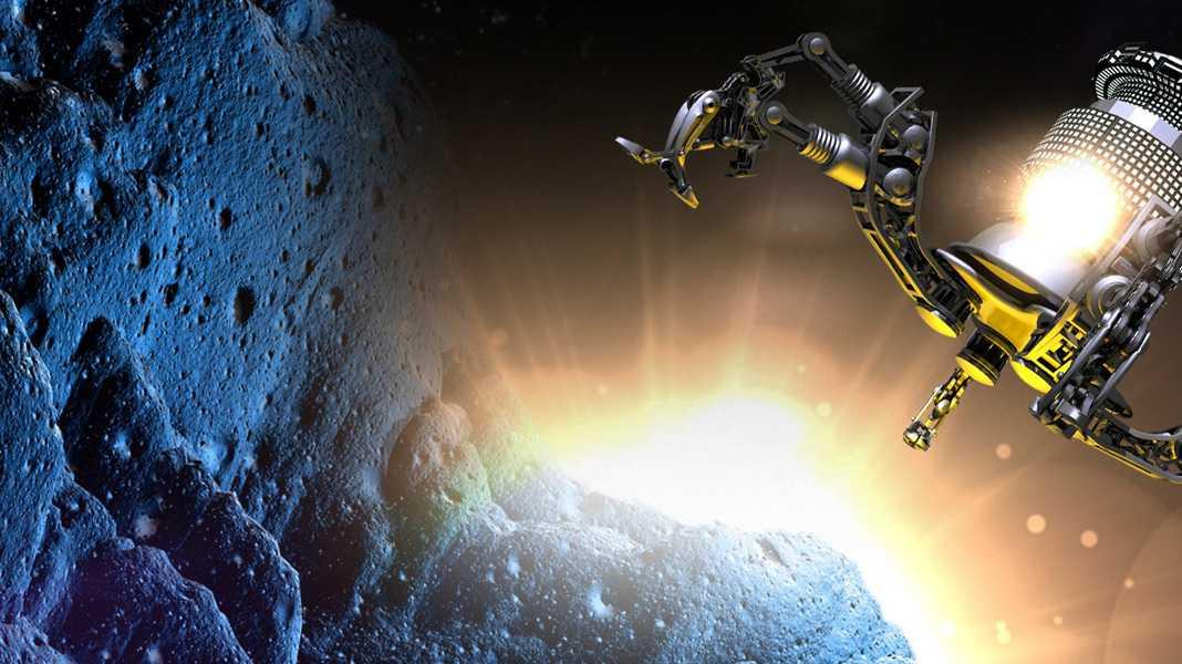 Bodenschätze aus dem All: Luxemburg regelt Bergbau im Weltraum
