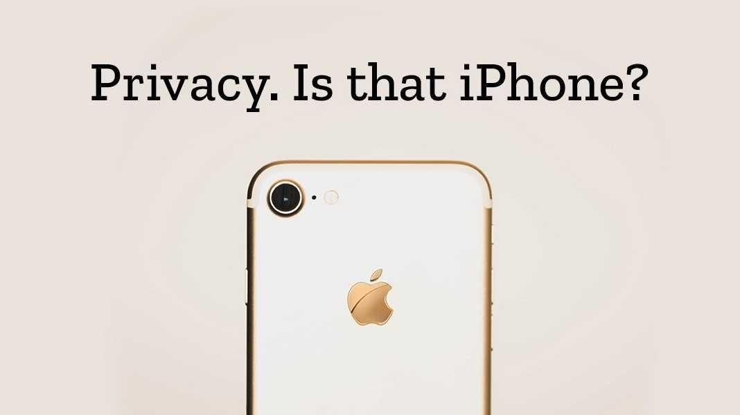 Mozilla-Stiftung fordert von Apple mehr Privatsphäre