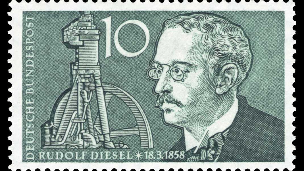 Rudolf Diesel: Der Spätzünder