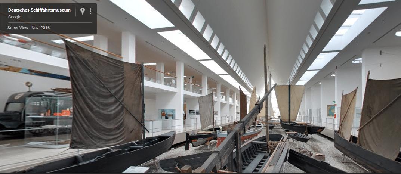 Google/Deutsches Schifffahrtsmuseum