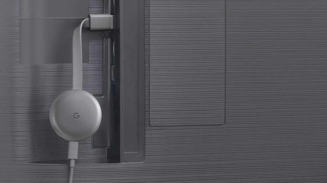 Neuer Chromecast kann FullHD-Inhalte mit 60 Frames darstellen