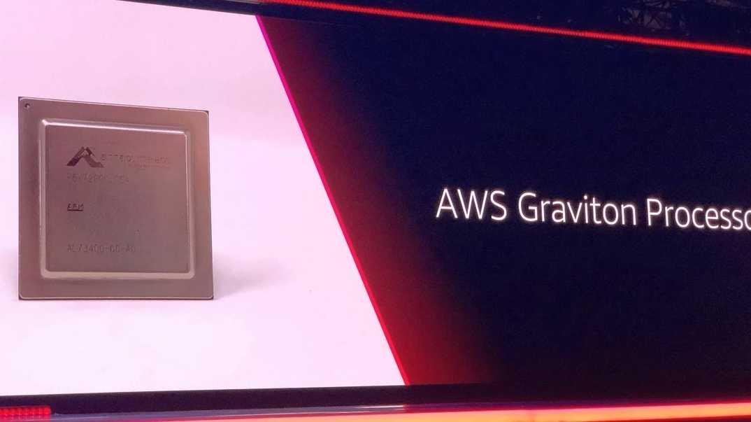 """Amazons hauseigener ARM64-Prozessor """"Graviton"""" für die AWS-Cloud"""