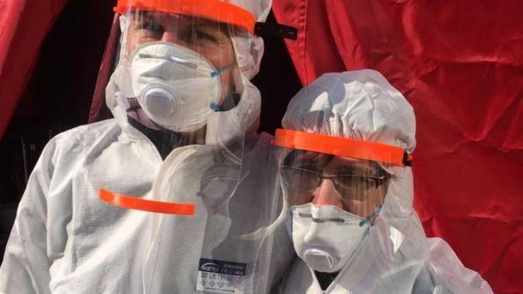 "Abmahnung wegen ""Schutzmasken"""