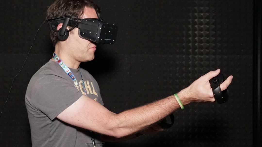 Oculus Touch ausprobiert