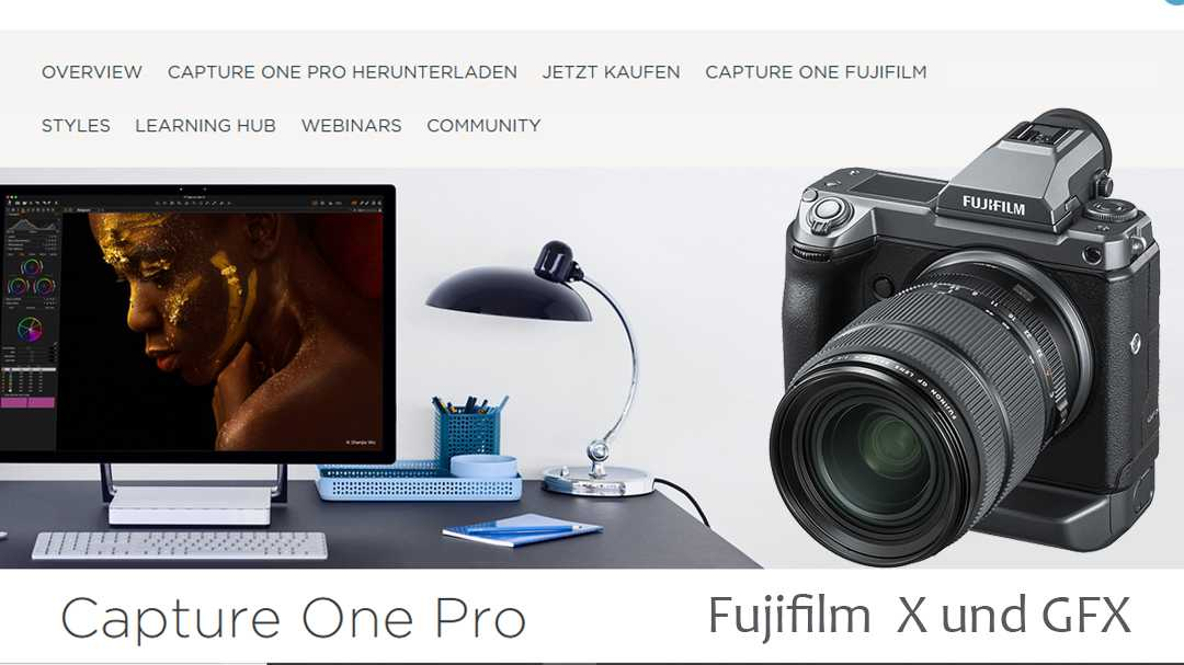 Capture One, Fujifilm