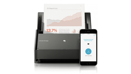 Eigene Scanner App Von Evernote Heise Online