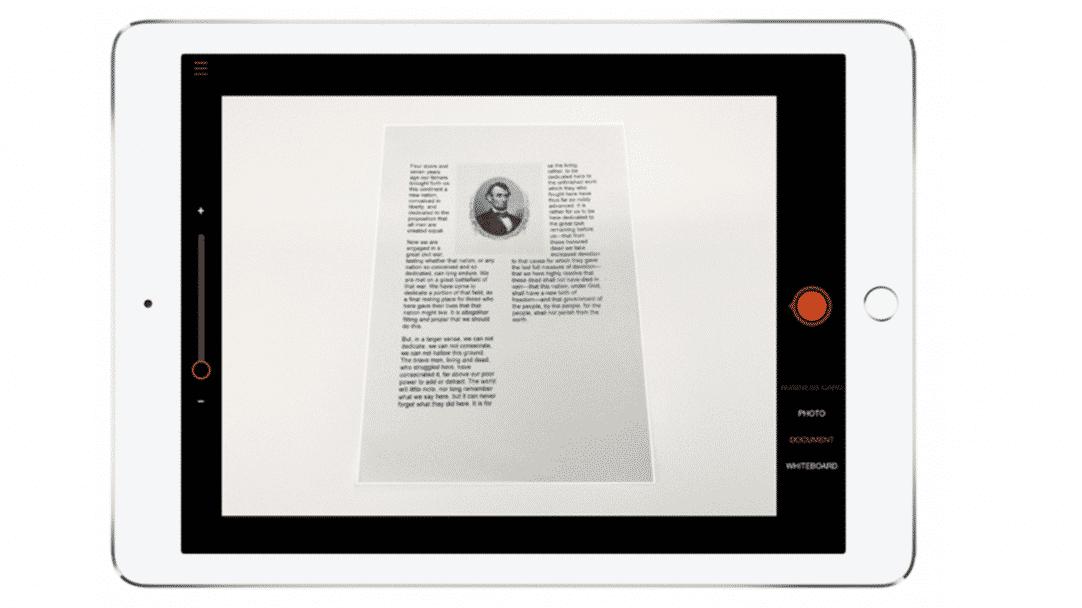 Microsoft Bringt Office Lens Aufs Ipad Heise Online