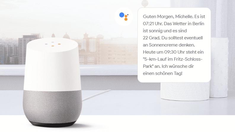 Google Home In Deutschland Eine Ernstzunehmende Konkurrenz