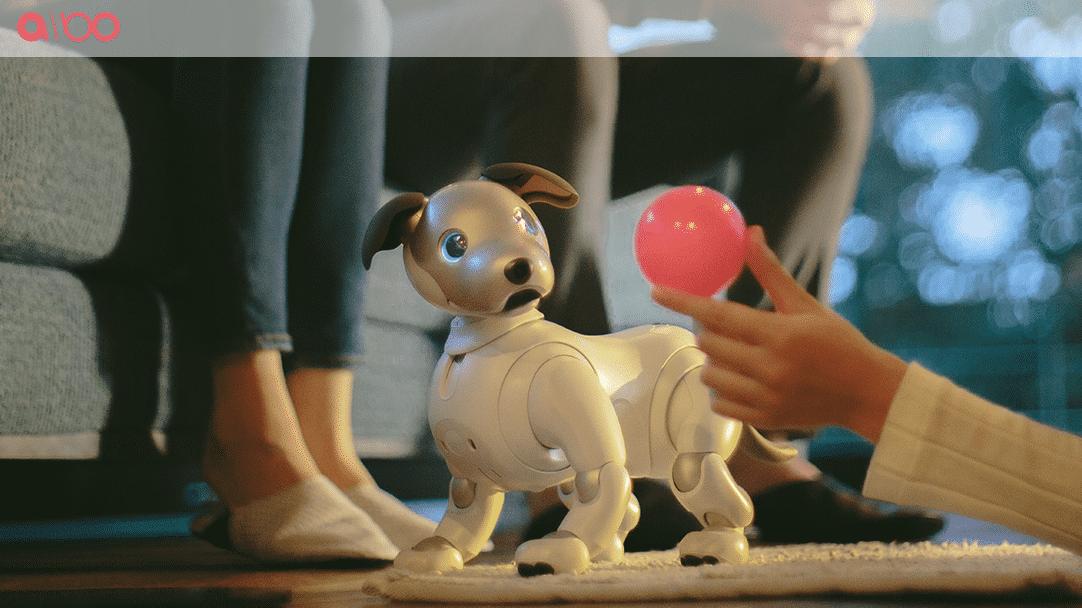 Sony bringt Roboterhund Aibo zurück