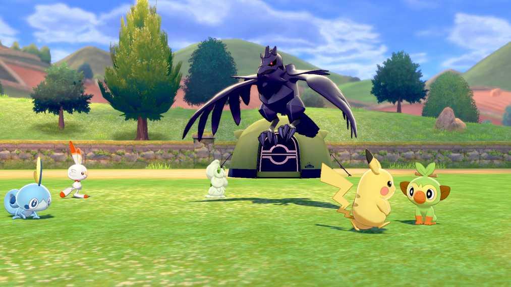 Pokemon schild und schwert