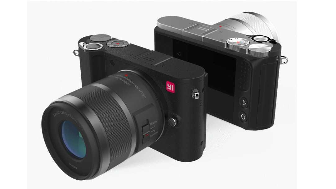 YI M1: Neue MFT-Kamera mit 20 Megapixel-CMOS-Sensor von Sony
