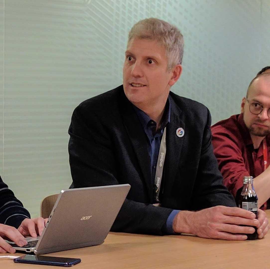 Auf dem MWC sprach Rick Osterloh über die Zukunft einiger Google-Produkte.