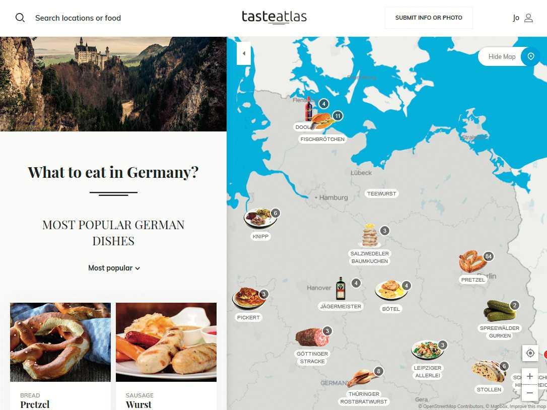 Kulinarische Weltreise, Formular des Grauens, Spielberichte vom Automaten, Virtueller Trip in die 90er