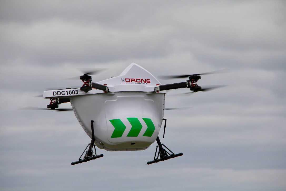 Sparrow-Drohne
