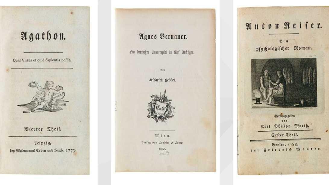 Kafka und Goethe