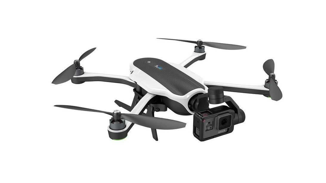 Drohne GoPro Karma