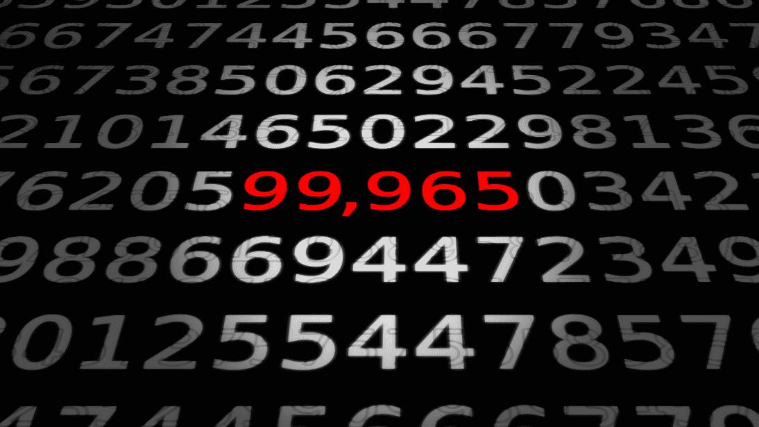 Zahlen, bitte! 99,965 % absorbiertes Licht für fast perfektes Schwarz