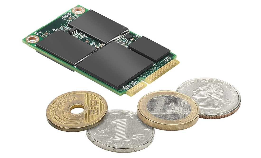 Intels SSD 310