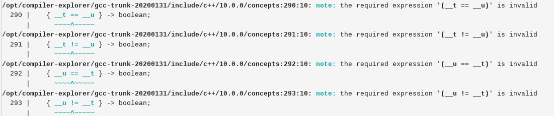 C++20: Die Concepts SemiRegular und Regular definieren
