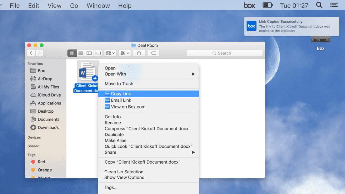 Neuer Desktop-Client für den Cloud-Speicherdienst Box