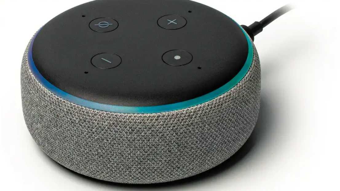 Amazon Alexa an Weihnachten überlastet
