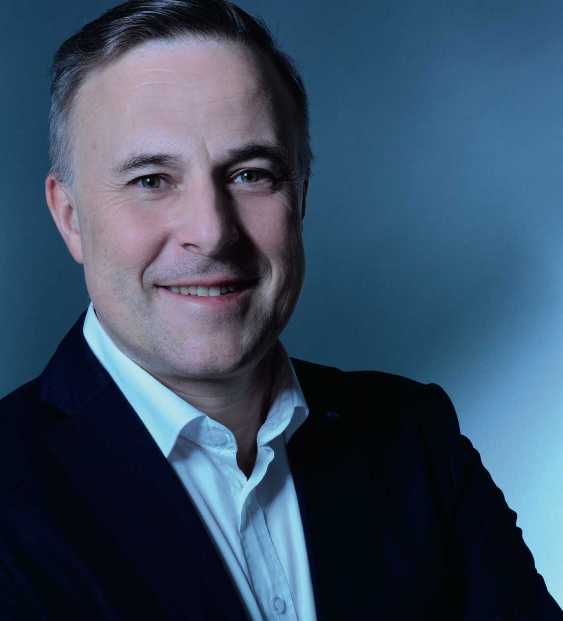 Dr. Björn Boßmann glaubt an VR in der Industrie.