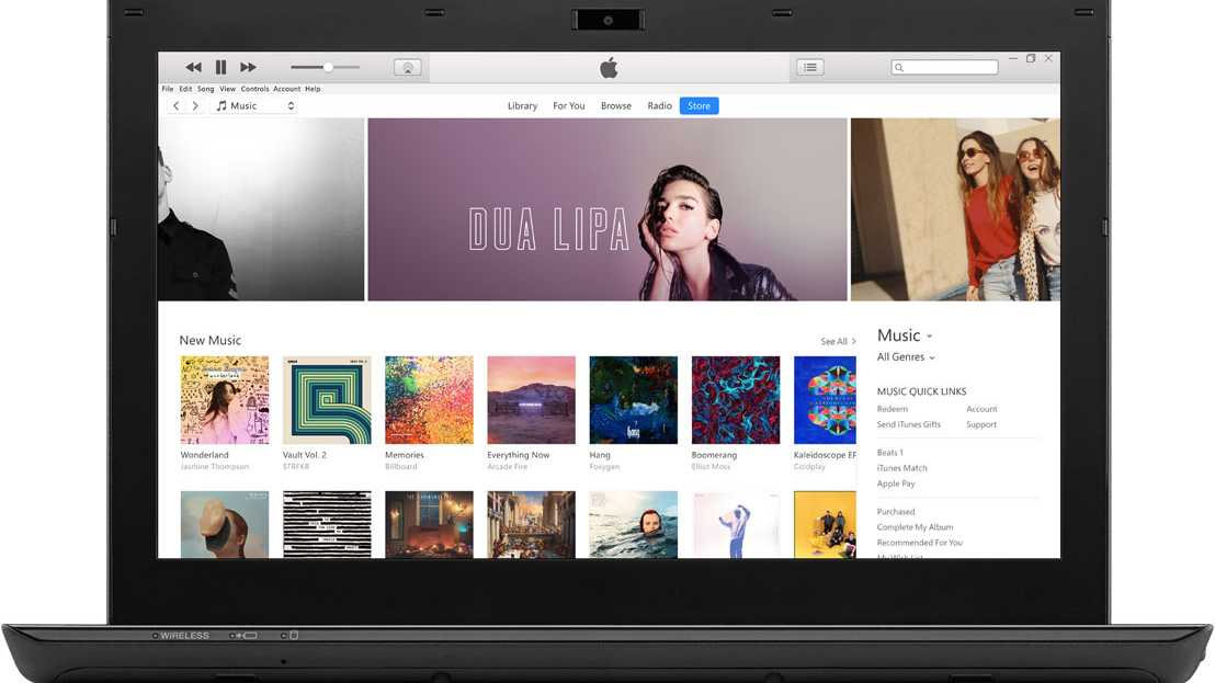 iTunes unter Windows: Synchronisation von Fotos streikt