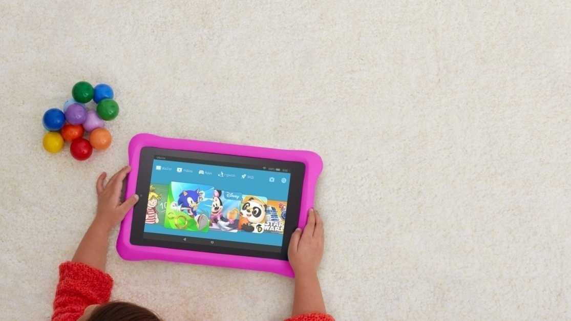 Fire HD 10 Kids Edition: Amazon-Tablet speziell für Kinder