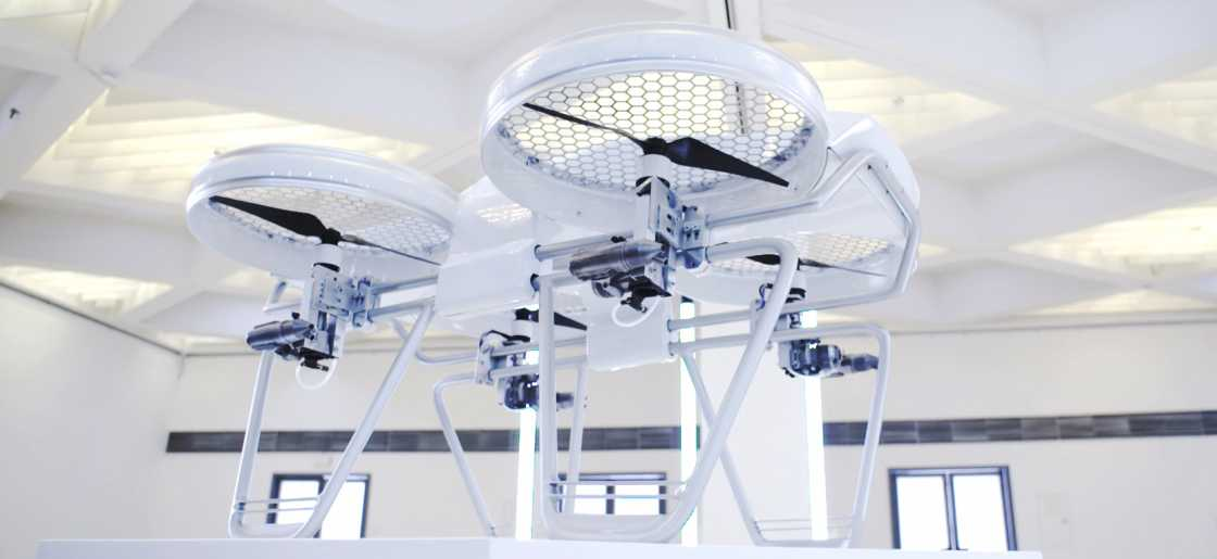Dank Hybridantrieb soll yeair! bis zu einer Stunde in der Luft bleiben können.
