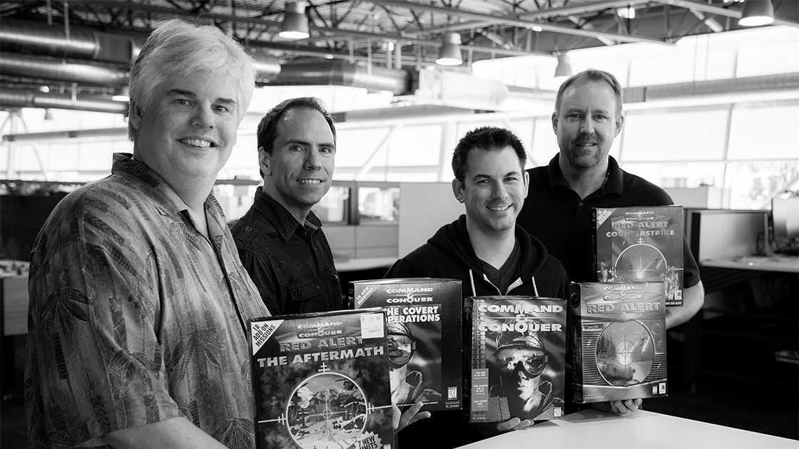 """EA: Remaster für """"Command & Conquer""""-Klassiker im Anmarsch"""