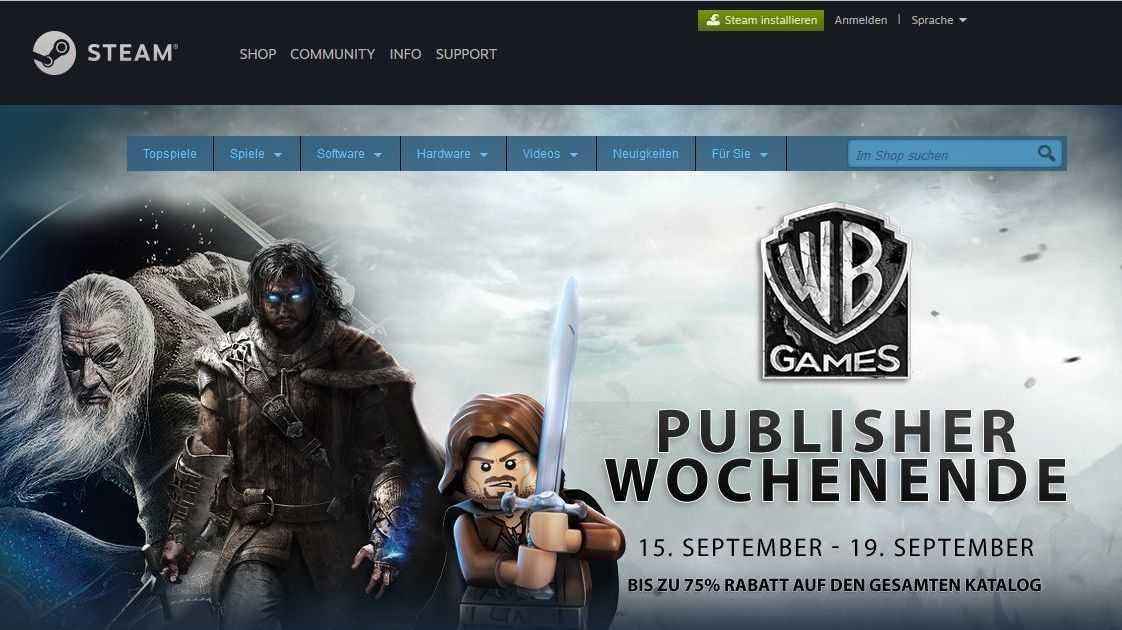 Indie-Studio klagt: Valve soll Klarnamen von 100 Steam-Nutzern herausrücken