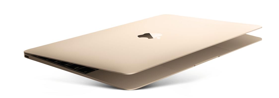 Auch das Innere des MacBook wurde überarbeitet.