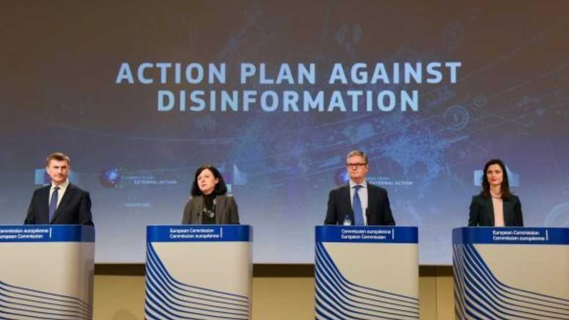EU-Kommission setzt auf Frühwarnsystem zur Abwehr von Fake News