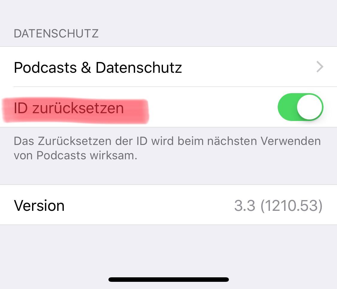 Podcast-ID