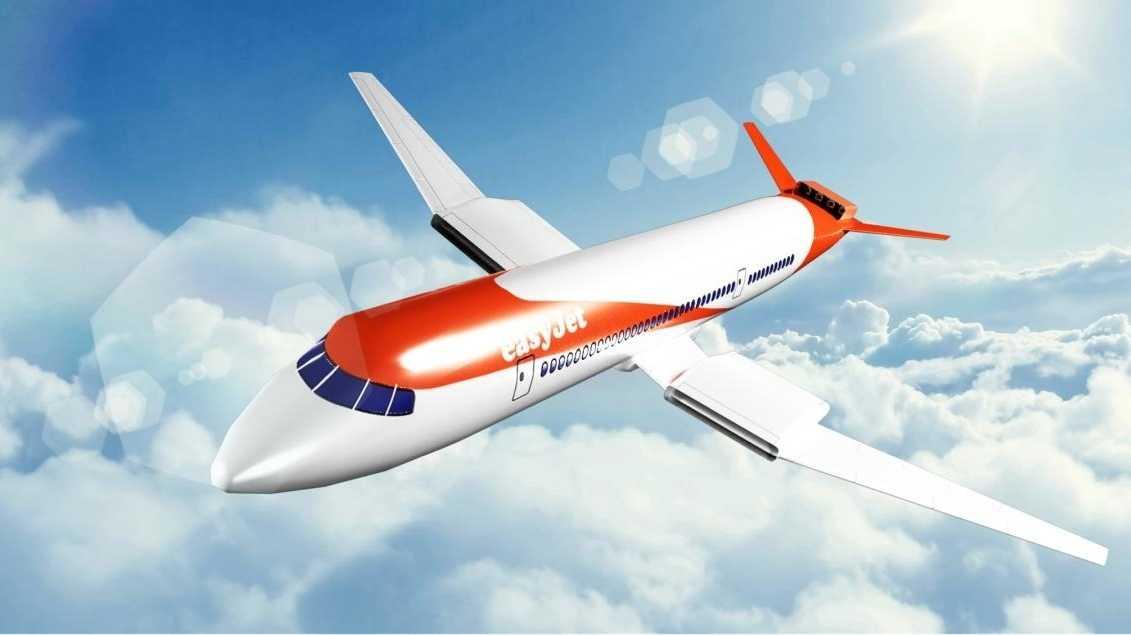 Elektro-Flugzeug: Easyjet plant elektrische Flüge für 2019