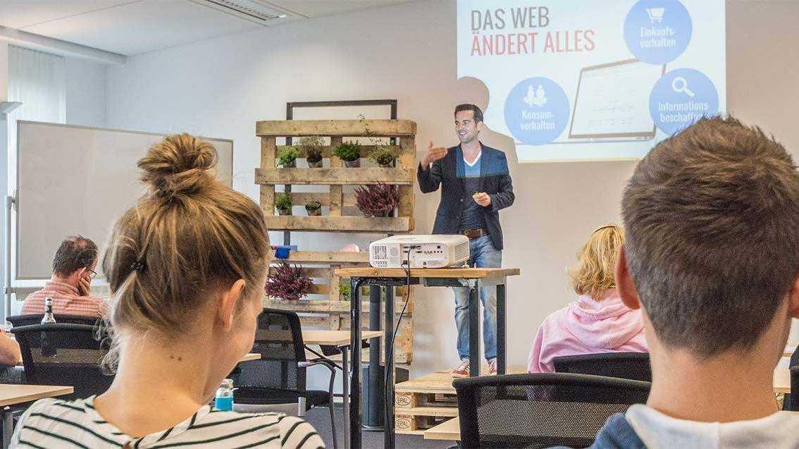 Google eröffnet erstes dauerhaftes Schulungszentrum in München