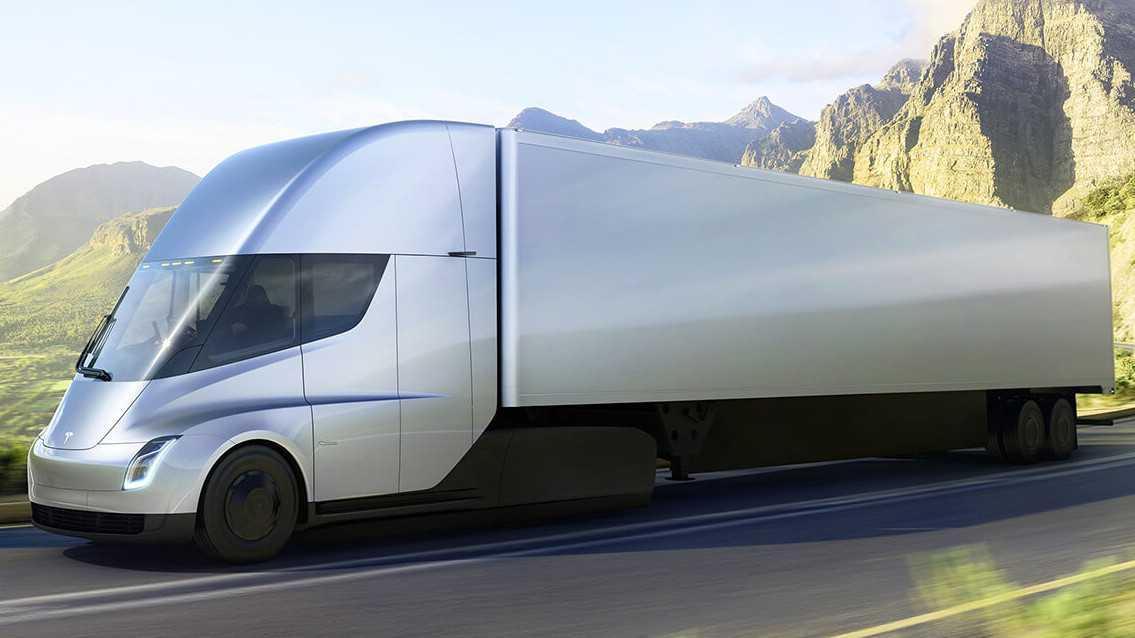 Kommentar: Tesla nimmt beim E-LKW den Mund zu voll