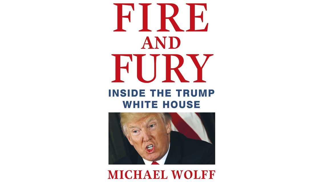 """""""Fire and Fury"""": Wikileaks und Cryptome veröffentlichen Raubkopien des Anti-Trump-Bestsellers"""