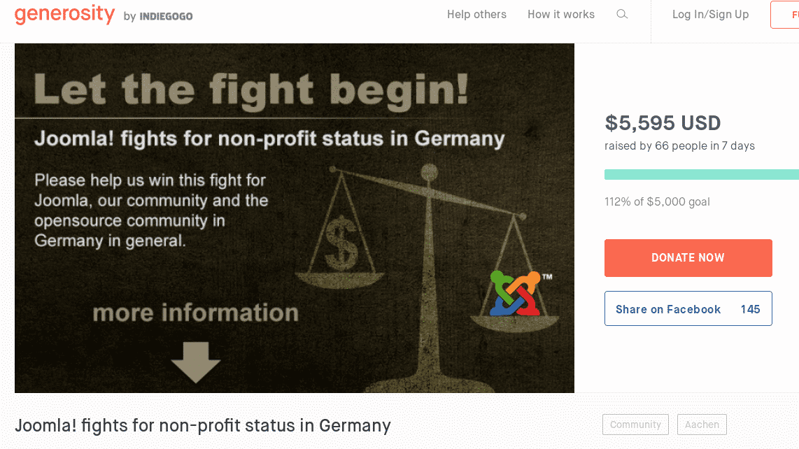 Crowdfunding-Kampagne des J and Beyond e. V.