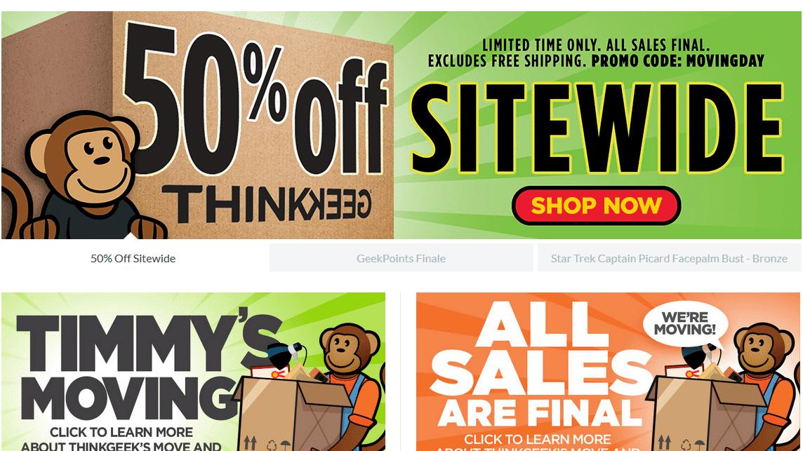 Versandhändler ThinkGeek wird eingestellt