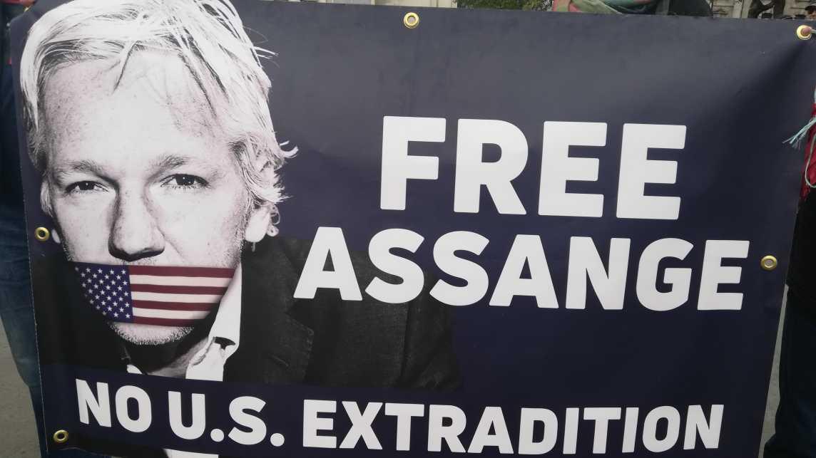 UN-Menschenrechtler: gesundheitszustand von julian assange lebensbedrohlich