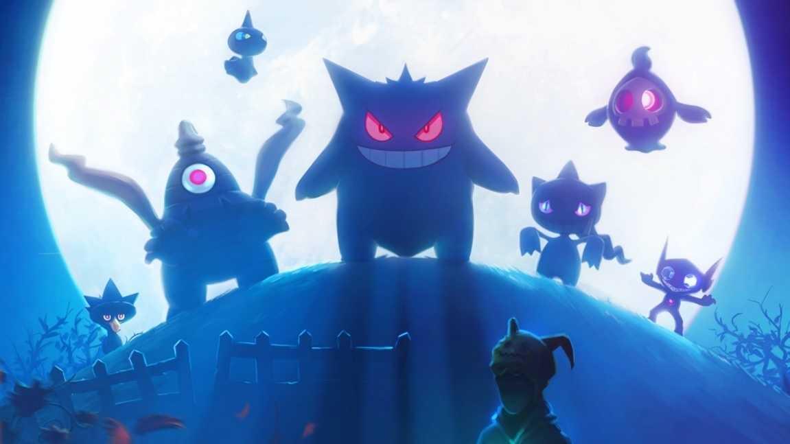 Pokémon Go: An Halloween sind die Geister los