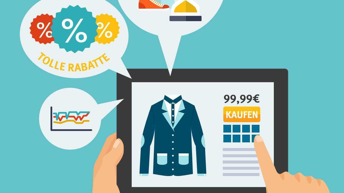Verbraucherzentrale: In Onlineshops schwanken die Preise stark