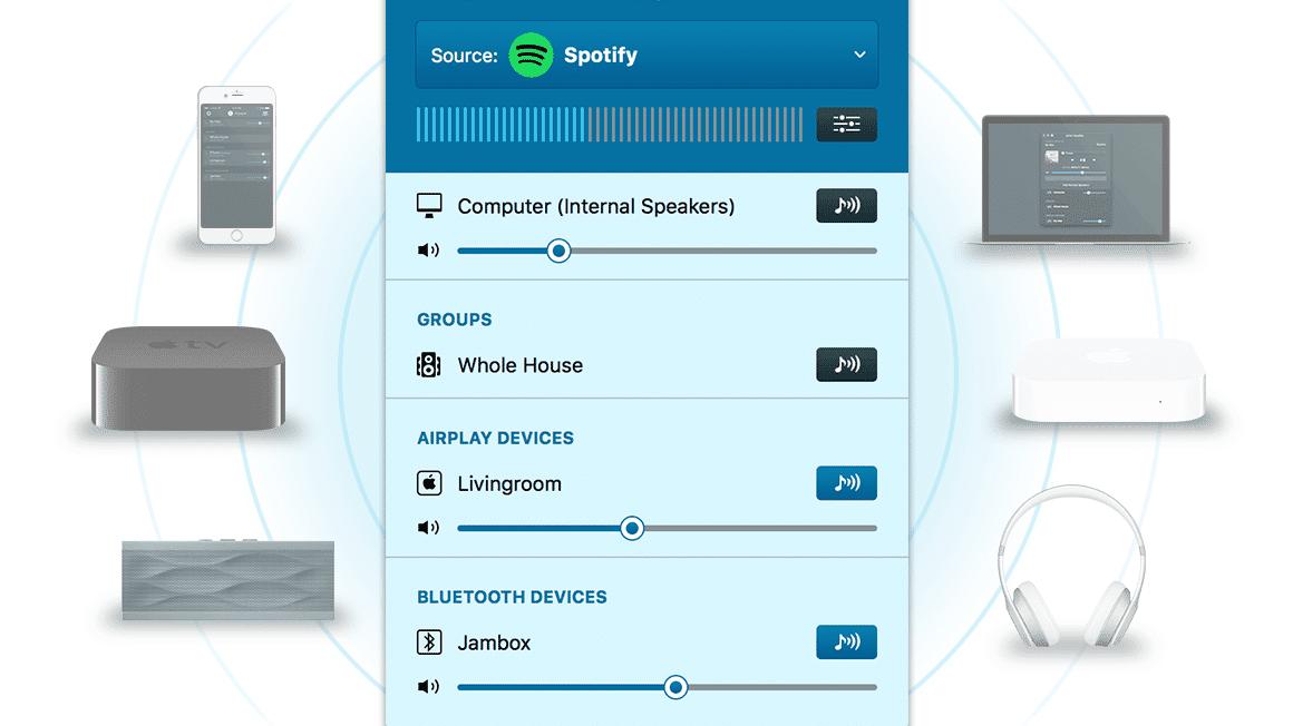 Airfoil 5: Klänge vom Mac verschicken leicht gemacht