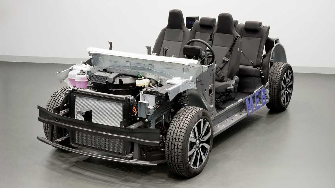 Elektroautos: VW will Plattform MEB auch Konkurrenz überlassen