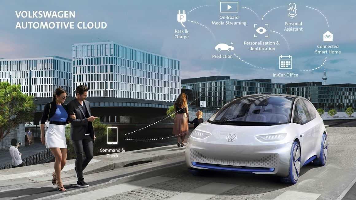 Volkswagen und Microsoft arbeiten stärker bei Clouddiensten zusammen