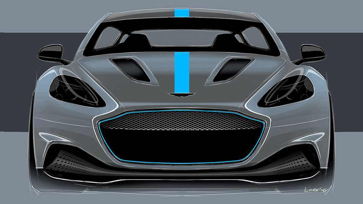 Elektroauto: James Bond soll mit Aston Martin surren